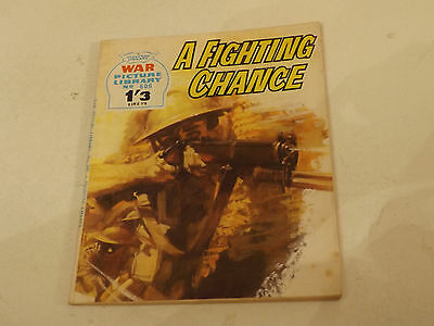 WAR PICTURE LIBRARY NO 606!,dated 1970!,V GOOD for age,great 47!YEAR OLD issue.