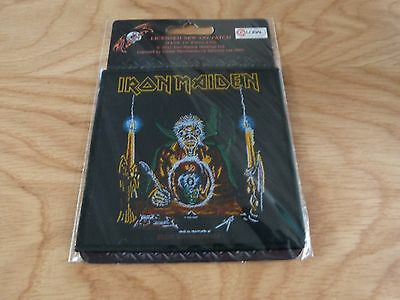 Iron Maiden - The Clairvoyant (New) Sew On W-Patch Official Band Merchandise