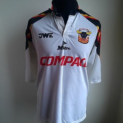 Bradford Bulls 1997 Home League Rugby Shirt Mitre Jersey Size Adult L