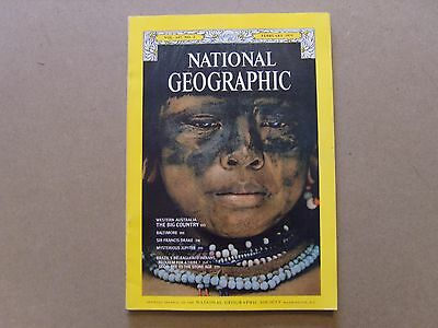National Geographic Magazine - February 1975 - See Images For Contents