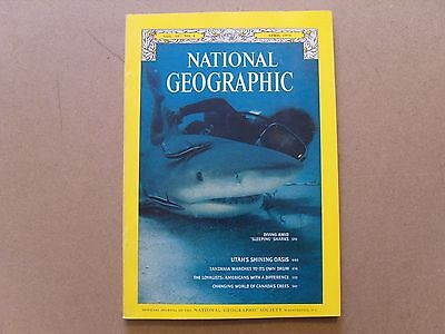 National Geographic Magazine - April 1975 - See Images For Contents