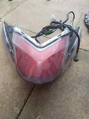 Sinnis Harrier 125Cc 2015 Rear Brake Light