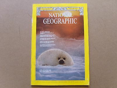 National Geographic Magazine - January 1976 - See Images For Contents