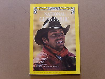 National Geographic Magazine - November 1976 - See Images For Contents