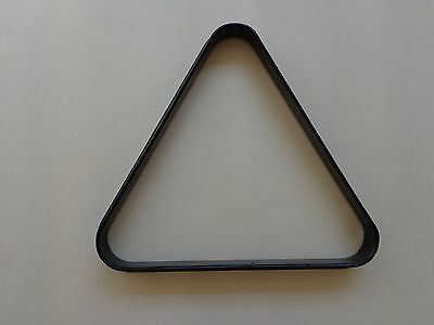 "Triangle Plastic For 2"" Pool Table Balls"