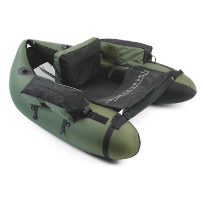 Grauvell Belly Boot Float Tube Iceberg Boot inkl. Tasche + Pumpe + Flossen