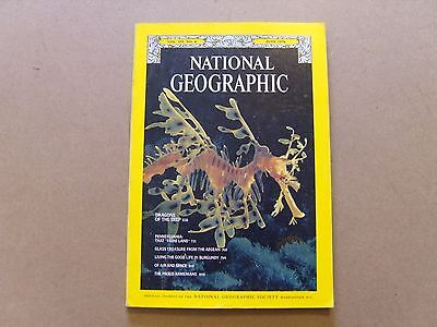 National Geographic Magazine - June 1978 - See Images For Contents