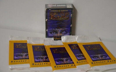 On the Edge Starter Set +  5x Booster Pack #