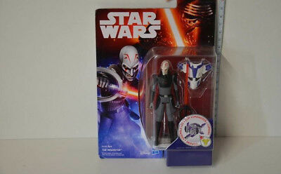 Hasbro Star Wars Actionfigur The Inquisitor  B4166 #