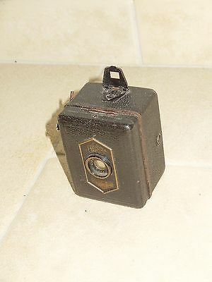ancien PETIT appareil photo BABY BOX zeis ikon old camera photographie vintage