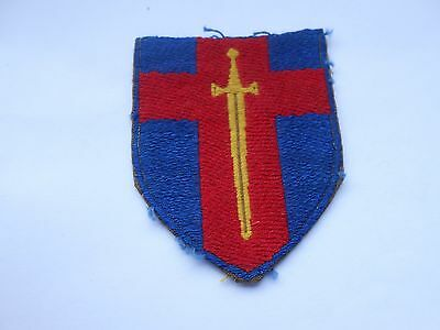 Rhine army      cloth formation sign military unit patch