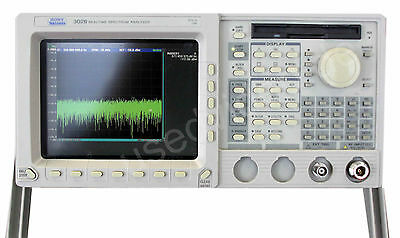 50 Hz - 3 GHz Real Time Spectrum Analyzer TEKTRONIX 3026, incl. 19% VAT