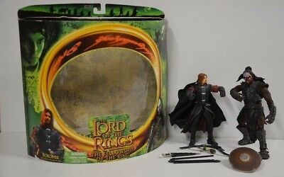 34 ) Toy Biz Lord of The Rings The Fellowship of the Ring - Boromir Lurtz   #