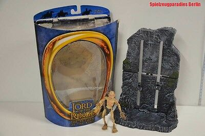 24 ) Toy Biz Lord of The Rings The Return of the King Herr Ringe Gollum in OVP #