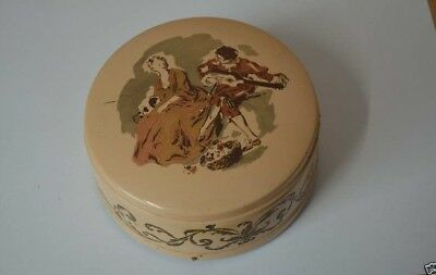 Alter Aschenbecher Lucky Day  / Switzerland Reuge  Sainte-Croix music box