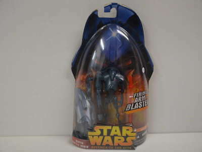 336) Star Wars - Super Battle Droid - Revenge of the Sith Coll. - Nr. 4 Hasbro *