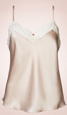 Gorgeous BNWT Rosie For Autograph Silk Camisole Size 12 Marks & Spencer