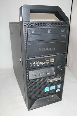 Lenovo E30 Thinkstation Workstation-Quad Core Xeon 3.2GHz-8GB-275GB SSD-Desktop