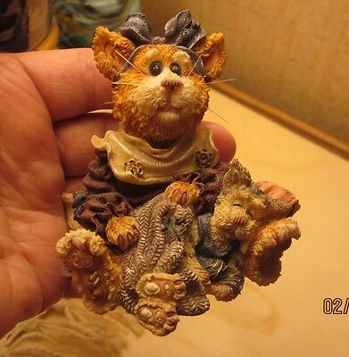 Boyds Bears  The Purrstone Collection