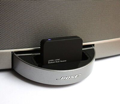 LAYEN I-SYNC - Bluetooth Audio Adaptor / Receiver. Stream Music Wirelessly