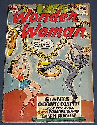 Wonder Woman #106  May 1959