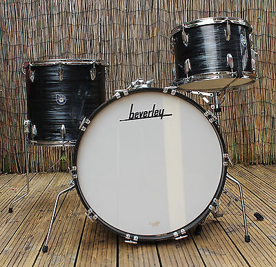 vintage Beverley Drum Kit Shell Pack made by Premier 22 16 13
