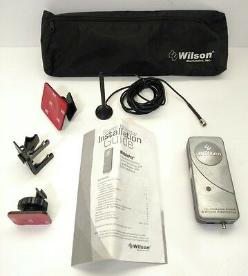 WILSON Cell Phone Cellular Signal Booster MobilePro Dual-Band Model 271220