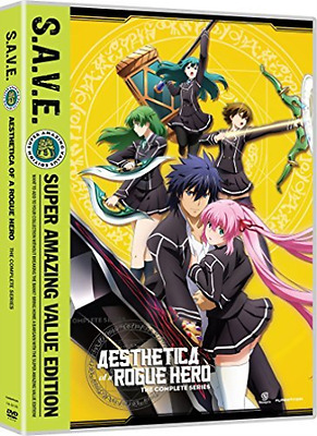 Aesthetica Of A Rogue Hero:...-Aesthetica Of A Rogue Hero: Comp Series - Dvd New