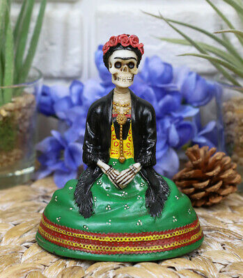 Figurine - Day of the Dead Frida Kahlo