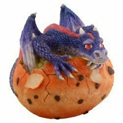 Blue Dragon Hatching Collectible Figurine