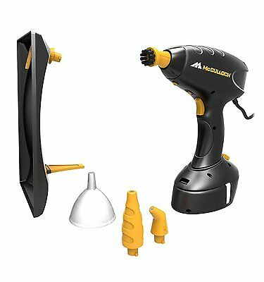 McCulloch MC1255 Multi Purpose Wallpaper Remover and Steam Cleaner Power Tool