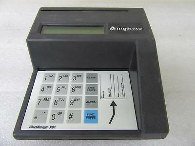 Ingenico MR3000 Check Reader Manager 3000