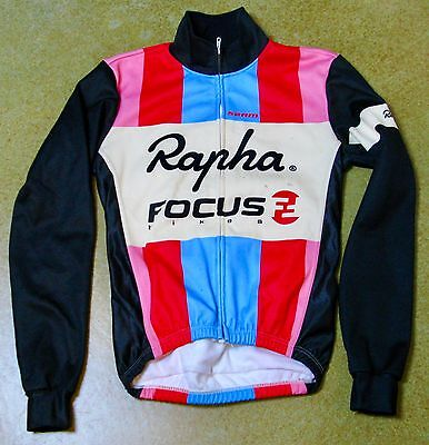 Rapha Focus Cyclocross Team Thermal Winter Cycling Jacket - Men's Size XS