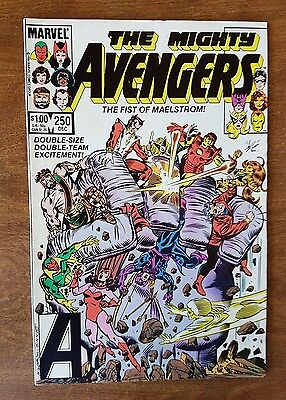 Avengers #250 Marvel December 1984 Very Fine Combine Shipping Rates