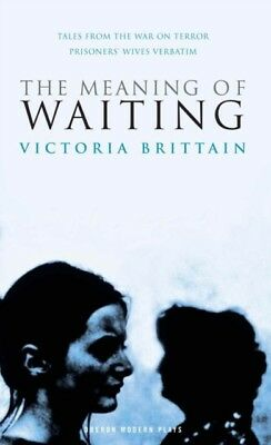 MEANING OF WAITING, Brittain, Victoria, 9781849430517