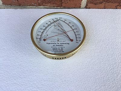 Abbeon Hygrometer For Measuring Air Humidity Model 4F100 B