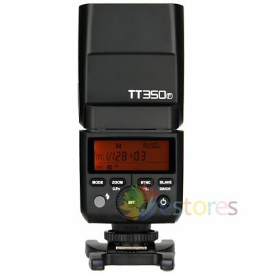 Godox TT350F TTL HSS 1/8000s Flash Light Speedlite For Fujifilm Fuji Camera【UK】