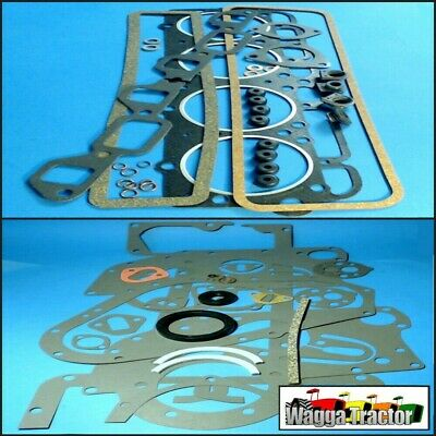 FGS3514 Full Gasket Set Fordson New Major Diesel Tractor with 2 bolt valve cover