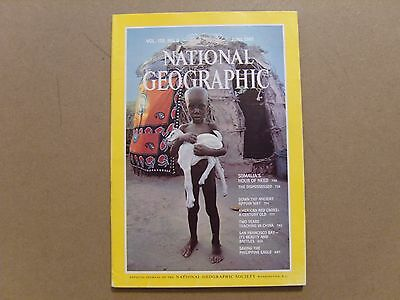 National Geographic Magazine - June 1981 - See Images For Contents