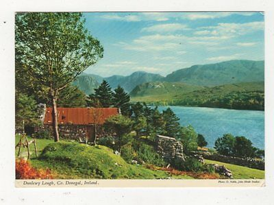 Dunlewy Lough Co Donegal Postcard Ireland 583a