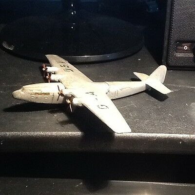 Dinky Aircraft Armstrong Whitworth Air Liner 'Explorer'