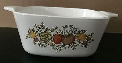Corning Ware SPICE OF LIFE Casserole Bowl/Dish, 2 3/4 Cup