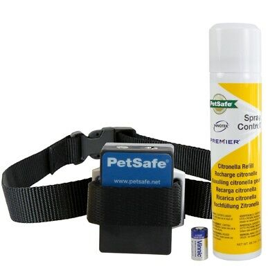 Pet Safe Anti-Bark Anti Bell Halsband mit harmlosen Citronella Spray Erziehung