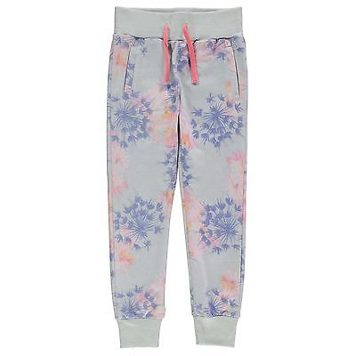 French Connection Kids Printed Joggers Jogging Bottoms Sweat Pants Junior Girls