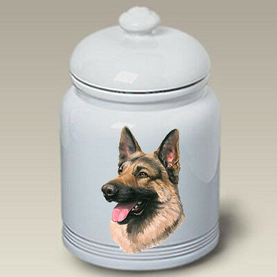 Ceramic Treat Cookie Jar - German Shepherd (LP) 45003