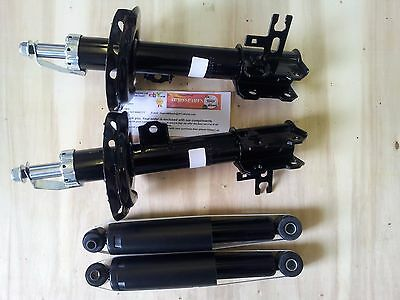 Vauxhall Astra H Set Of 4  Shock Absorbers 1.6 1.7 1.8 1.9 (2004-2010)Front+Rear