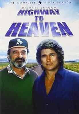 Highway to Heaven: The Complete Fifth Season 5 Five (DVD, 2014, 3-Disc Set) NEW!