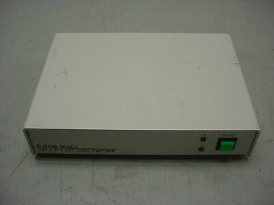 Extron IN3662 VGA 2-Input 2-Output 100-240V Video Switcher