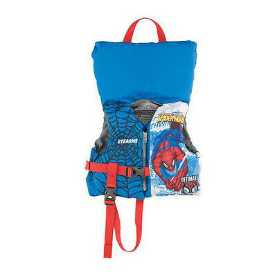 Stearns 2000013508 Infant Spiderman Life Jacket Life Vest