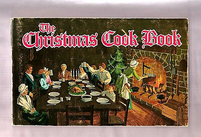 A  Nitty Gritty Vintage Cookbook-The Christmas Cook Book By Kathleen Epperson